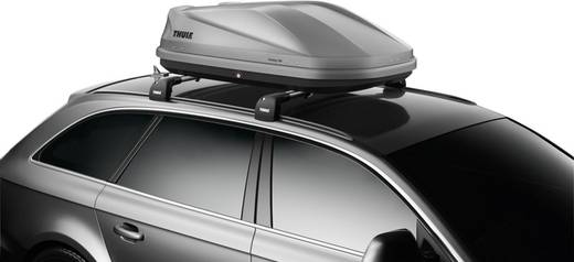 thule touring s 100 titan aero dachbox 330 l titan kaufen. Black Bedroom Furniture Sets. Home Design Ideas