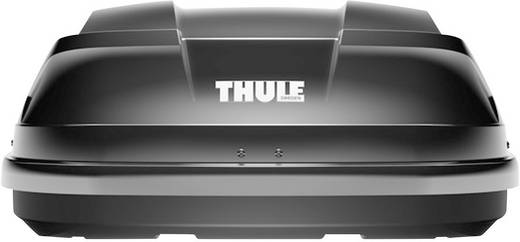 dachbox thule touring s 100 black glossy 330 l schwarz gl nzend. Black Bedroom Furniture Sets. Home Design Ideas