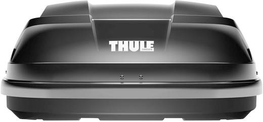 dachbox thule touring s 100 black glossy 330 l schwarz. Black Bedroom Furniture Sets. Home Design Ideas