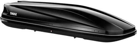 Dachbox Thule Touring Alpine 700 black glossy 430 l Schwarz (glänzend)