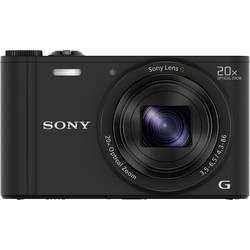 Digitální fotoaparát Sony Cyber-Shot DSC-WX350B, 18.2 MPix, Zoom (optický): 20 x, černá