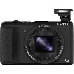 Digitální fotoaparát Sony DSC-HX60B, 20.4 MPix, Zoom (optický): 30 x, černá