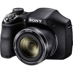 Digitální fotoaparát Sony DSC-H300, 20.1 MPix, Zoom (optický): 35 x, černá