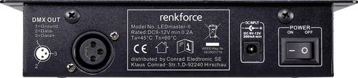 DMX Controller Renkforce LEDmaster-II 6-Kanal