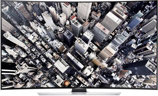 Samsung UE65HU8590 LED-TV 163 cm 65 Zoll EEK B DVB-T, DVB-C, DVB-S, UHD, Curved, 3D, Smart TV, WLAN, Skype, PVR ready, C