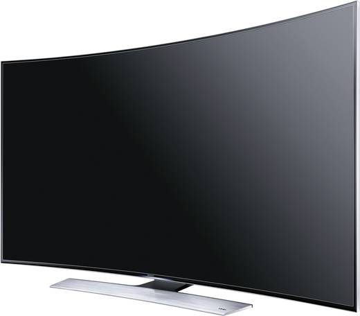 Samsung UE65HU8590 LED-TV 163 cm 65 Zoll EEK B (A+ - F) DVB-T, DVB-C, DVB-S, UHD, Curved, 3D, Smart TV, WLAN, Skype, PVR