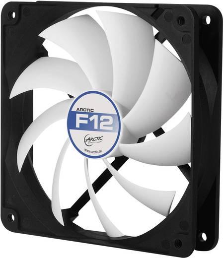Arctic F12 PC-Gehäuse-Lüfter Schwarz, Weiß (B x H x T) 120 x 120 x 25 mm