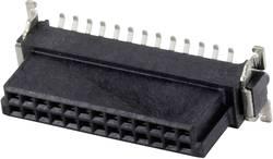 Embase à contact SMC ERNI 154720 Nbr total de pôles 68 Nbr de rangées 2 1 pc(s)