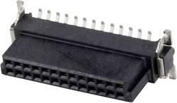 Embase à contact SMC ERNI 154721 Nbr total de pôles 80 Nbr de rangées 2 1 pc(s)