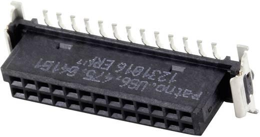 SMC-Messerleiste 154806 Gesamtpolzahl 26 Anzahl Reihen 2 ERNI 1 St.