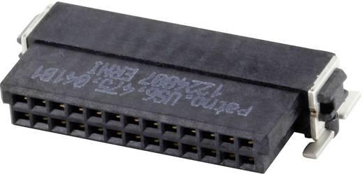 SMC-Messerleiste 154743 Gesamtpolzahl 68 Anzahl Reihen 2 ERNI 1 St.