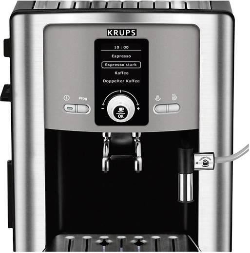 krups kaffeevollautomat mit milchaufsch umer ea 8050 edelstahl titan schwarz. Black Bedroom Furniture Sets. Home Design Ideas