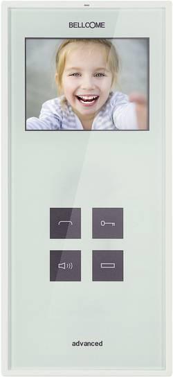 Vnitřní jednotka pro domácí videotelefon Bellcome, bílá