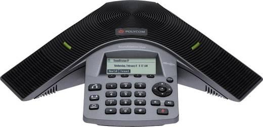 Konferenztelefon VoIP SoundStation Duo Schwarz, Silber