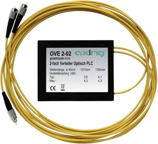 SAT-Verteiler Axing OVE 2-02 2-fach