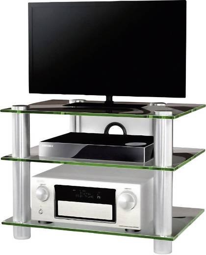 vcm tv m bel sindas lcd rack led tisch klarglas kaufen. Black Bedroom Furniture Sets. Home Design Ideas