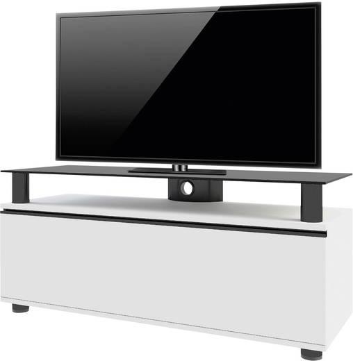vcm tv lowboard clano rack tisch holz schrank. Black Bedroom Furniture Sets. Home Design Ideas