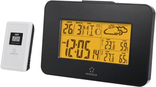 Funk-Wetterstation Renkforce E0303H2TR Vorhersage für 12 bis 24 Stunden