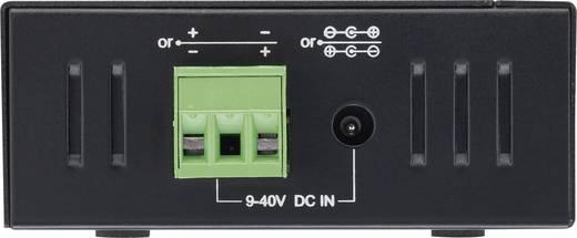 7 Port USB 3.0-Hub für industrielle Anwendungen, zur Wandmontage Renkforce Schwarz