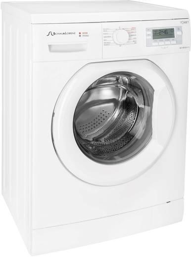 Waschmaschine Frontlader 7 kg Schaub Lorenz WA1475-8007 Energieeffizienzklasse (A+++ - D): A+++ 1400 U/min