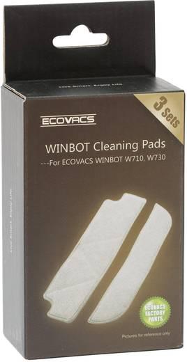 Winbot 3er-Set Mikrofasertuch