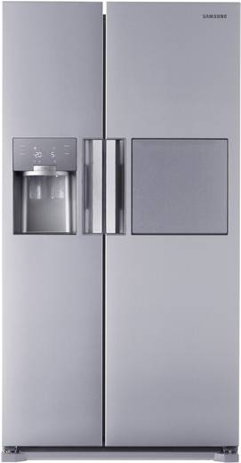 Side-by-Side Kühlschrank RS7778FHCSR im Edelstahldesign