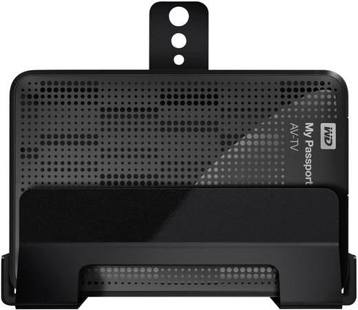 Externe Festplatte 6.35 cm (2.5 Zoll) 500 GB Western Digital My Passport® AV-TV Schwarz USB 3.0