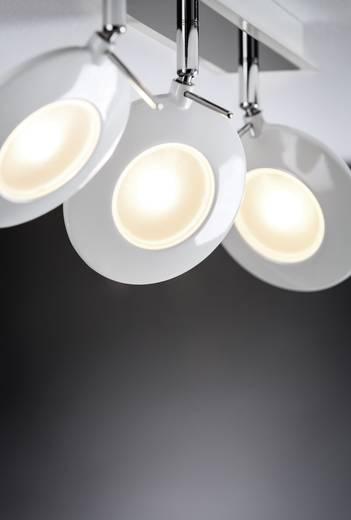 LED-Deckenstrahler 9 W Warm-Weiß Paulmann Orb 60255 Weiß