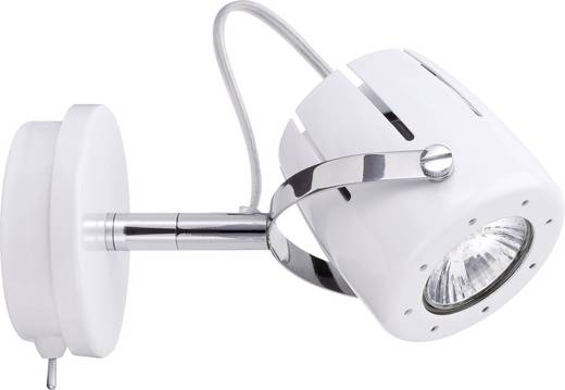 Deckenstrahler Energiesparlampe GU10 40 W Paulmann Mega 60276 Weiß