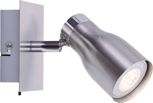 Deckenstrahler LED, Halogen GU10 3.5 W Paulmann Meli 60268 Nickel (satiniert)