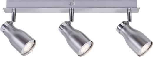 Deckenstrahler LED, Halogen GU10 10.5 W Paulmann Meli 60270 Nickel (satiniert)