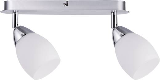 Deckenstrahler LED, Halogen GU10 6 W Paulmann Wolba 60265 Chrom (matt)