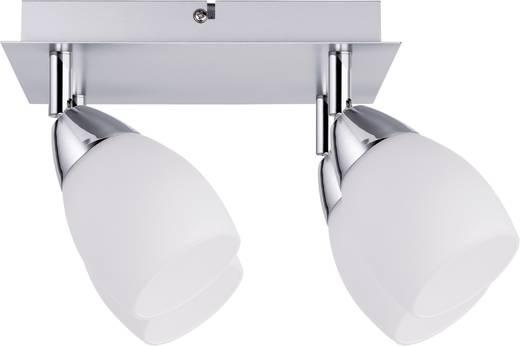 Deckenstrahler LED, Halogen GU10 12 W Paulmann Wolba 60266 Chrom (matt)