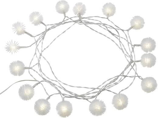 Polarlite Psl 01 001 Solar Lichterkette Balle Aussen Solarbetrieben