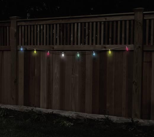 LED Party-Lichterkette Polarlite PSL-01-003 Multi-Color Anzahl Leuchtmittel: 10