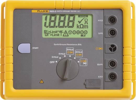 Erdungsmessgerät Fluke 1623-2 Kalibriert nach DAkkS