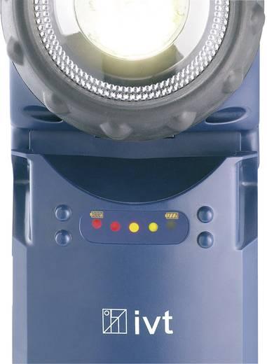 IVT Akku-Handscheinwerfer Dunkel-Blau 312208 LED 30 h