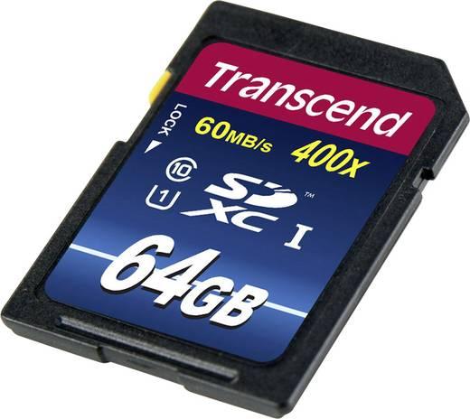 SDXC-Karte 64 GB Transcend Premium 400 Class 10, UHS-I