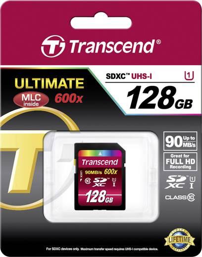 SDXC-Karte 128 GB Transcend Ultimate Class 10, UHS-I