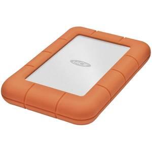 Lacie 301558 Rugged Mini Externe Festplatte 6 35 Cm 2 5 Zoll 1 Tb Silber Orange Usb 3 0 Kaufen