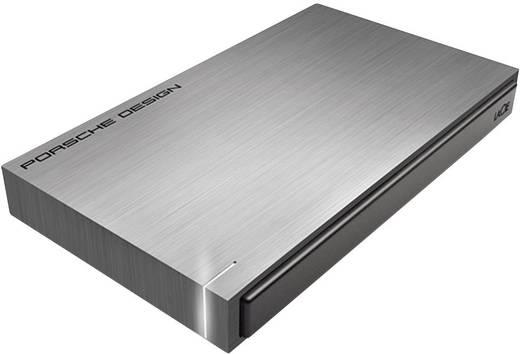 Externe Festplatte 6.35 cm (2.5 Zoll) 2 TB LaCie Porsche Design Grau USB 3.0