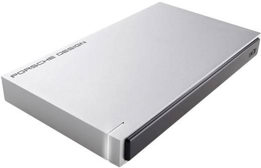 Externe Festplatte 6.35 cm (2.5 Zoll) 1 TB LaCie Porsche Design Hellgrau USB 3.0