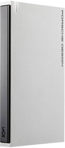 Externe Festplatte 6.35 cm (2.5 Zoll) 2 TB LaCie Porsche Design Hellgrau USB 3.0