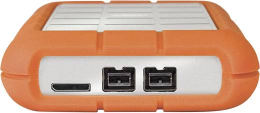 Externe Festplatte 6.35 cm (2.5 Zoll) 500 GB LaCie Rugged Triple (7200) Silber USB 3.0, FireWire 800