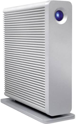 Externe Apple Mac Festplatte 8.9 cm (3.5 Zoll) 3 TB LaCie d2 Quadra Silber USB 3.0, FireWire 800, eSATA