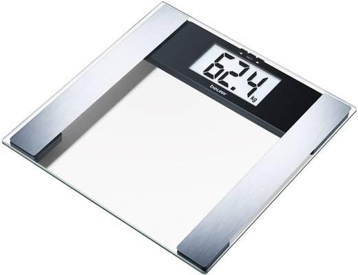 Körperanalysewaage Beurer BF480 usb Wägebereich (max.)=180 kg Glas, Metall, Schwarz