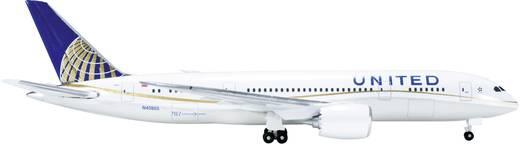 """Luftfahrzeug 1:500 Herpa United Airlines Boeing 787-8 """"Dreamliner"""" 523837-001"""