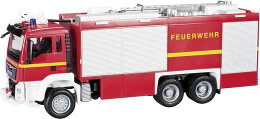 """Herpa 091053 H0 MAN TGS M Euro 6 Empl Universallöschfahrzeug """"Feuerwehr"""""""
