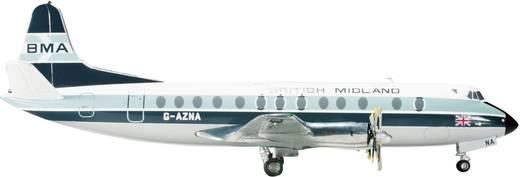 Luftfahrzeug 1:200 Herpa British Midland Airways Vickers Viscount 800 556118