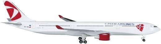 Luftfahrzeug 1:500 Herpa CSA Czech Airlines Airbus A330-300 524520